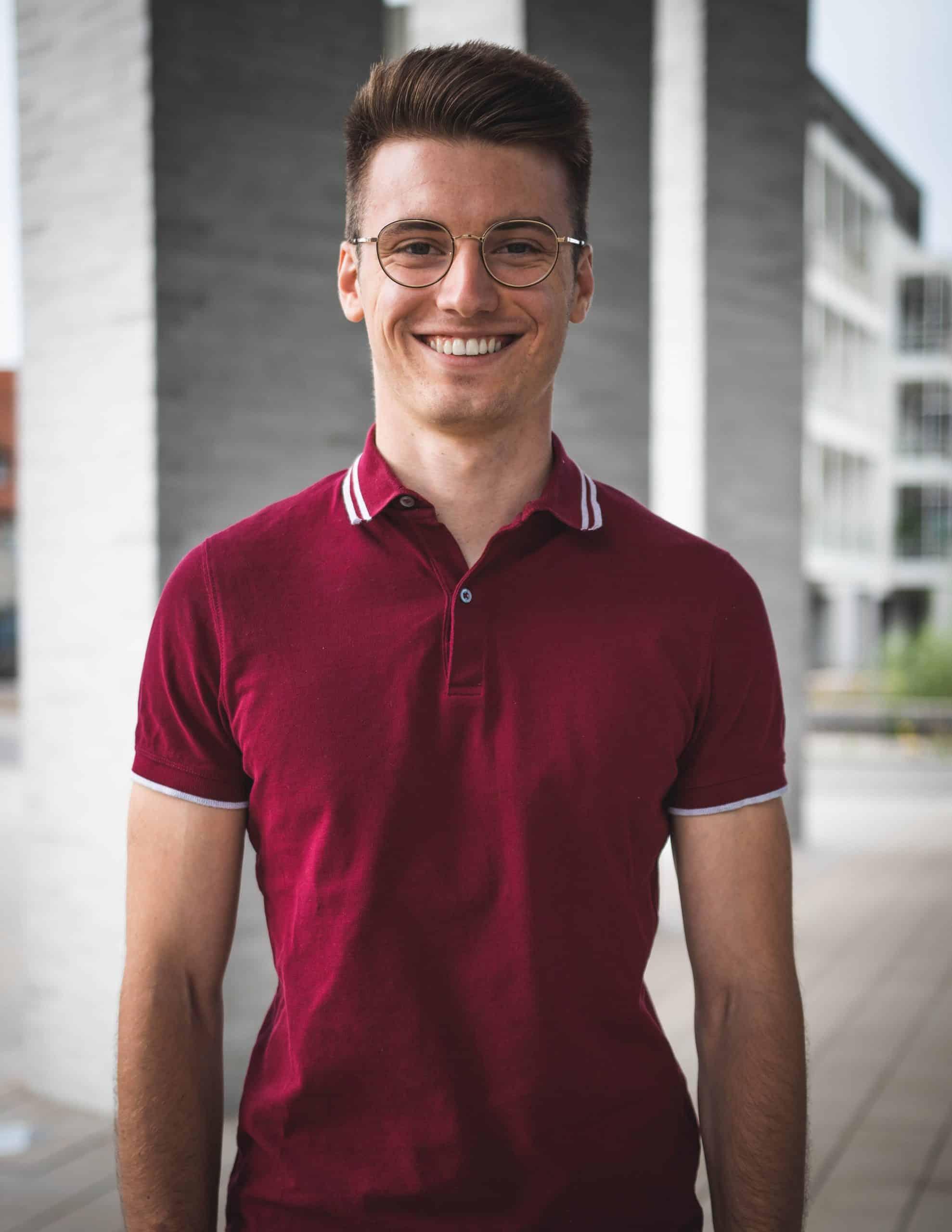Geschäftsführer Nils Ehrenfried