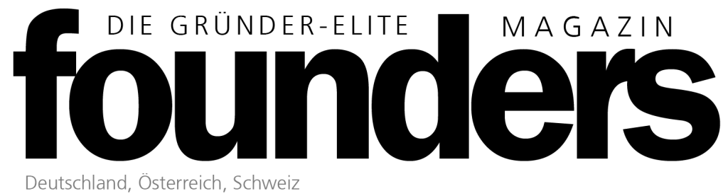 Founders Magazin Logo